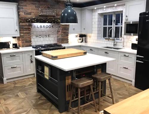 Tilbrook House Kitchen